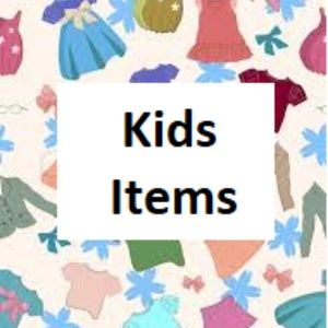 Kids Clothes, Shoes & Accessories